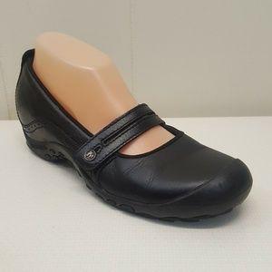 Merrell 8.5 Plaza Bandeau Shoes Mary Jane Black